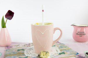 Heidelbeer Mug Cake
