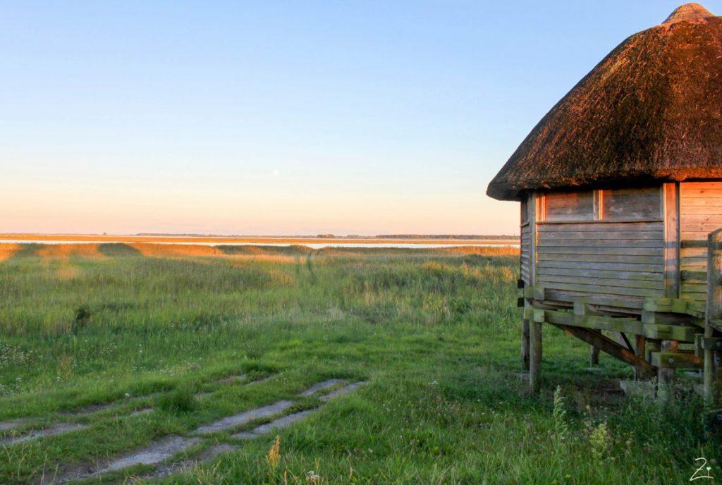 Ostsee Urlaub, Fahrradtour nach Barth