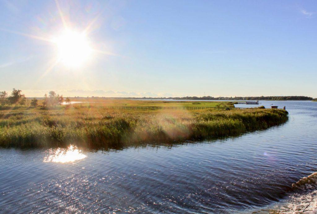 Ostsee Urlaub, Deiche
