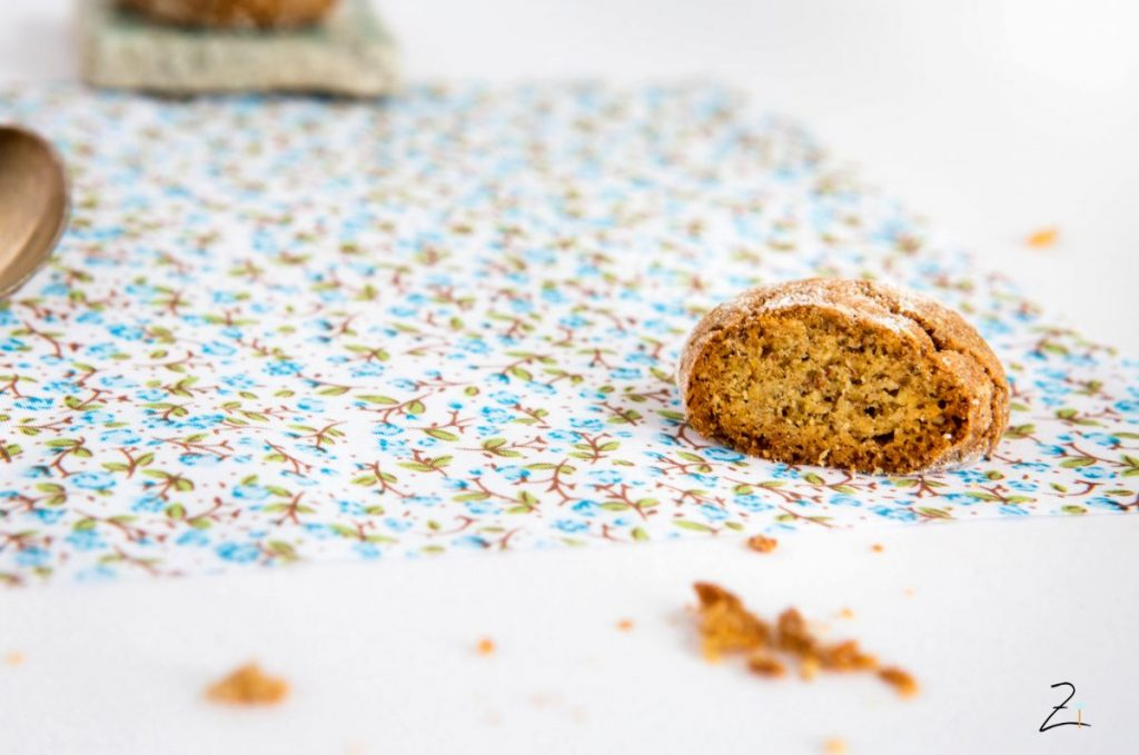 Amaretti Mug Cakes