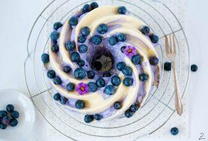 Dreierlei Marmorkuchen