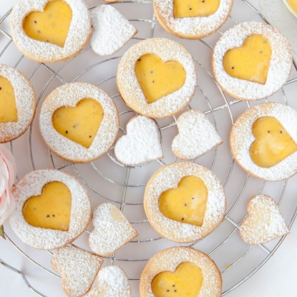 Doppeldecker Kekse
