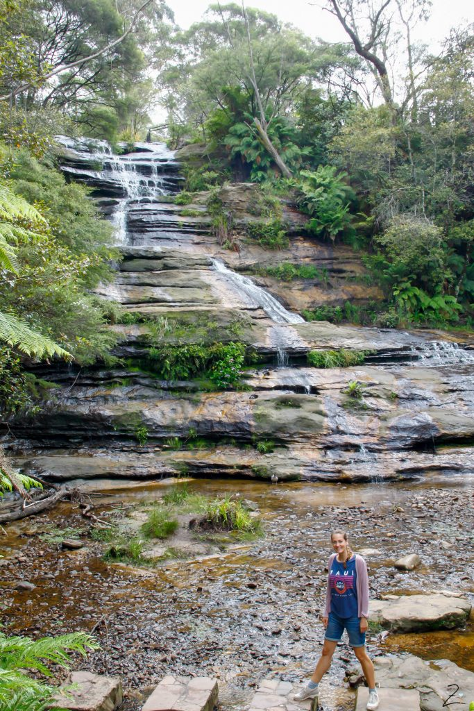 Blue Mountains, Katoomba Falls