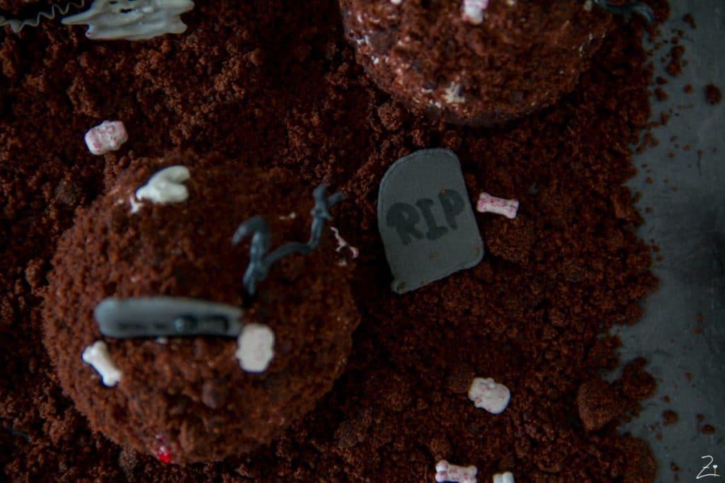RIP Halloween Cupcakes