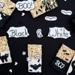 Marshmallow Riegel zu Halloween