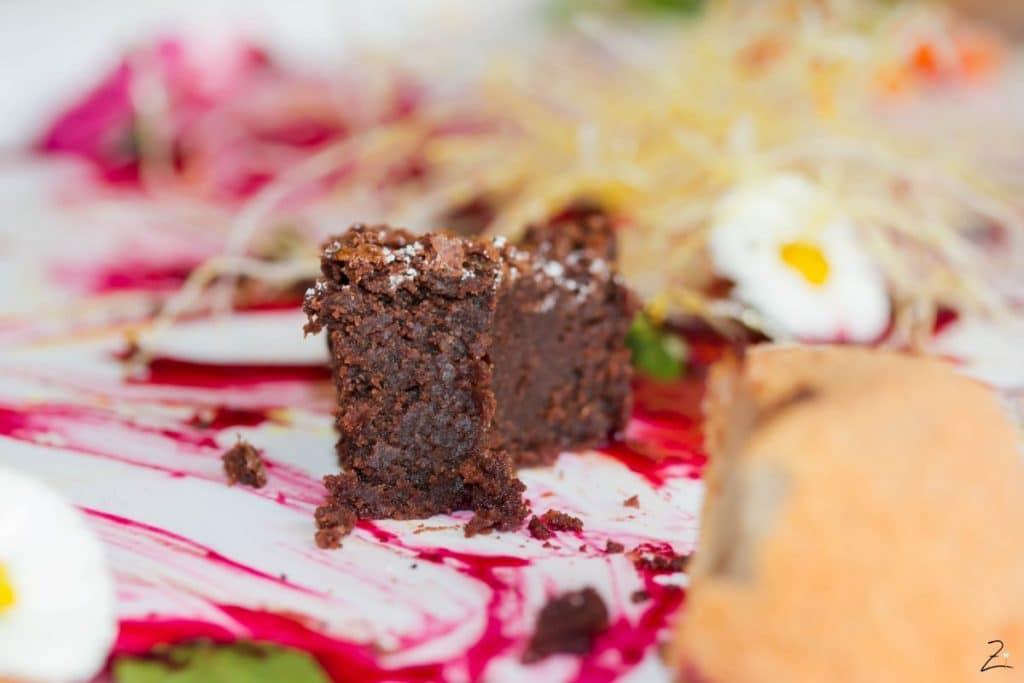 Brownie von Die Kantina in Freiburg