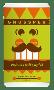 GNUSSPER BOX - Walnuss trifft Apfel