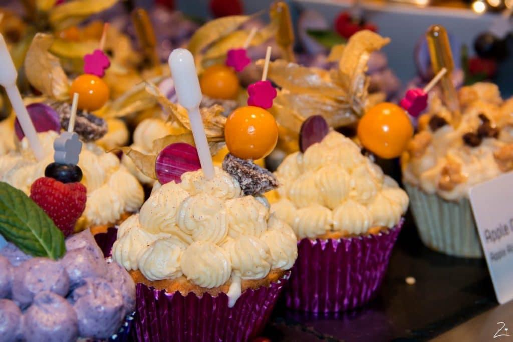 Plaza Culinaria: Cupcackes im Backviertel