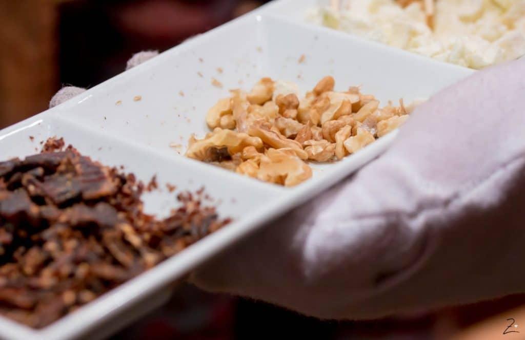 Plaza Culinaria: Nüsse von Gnussper