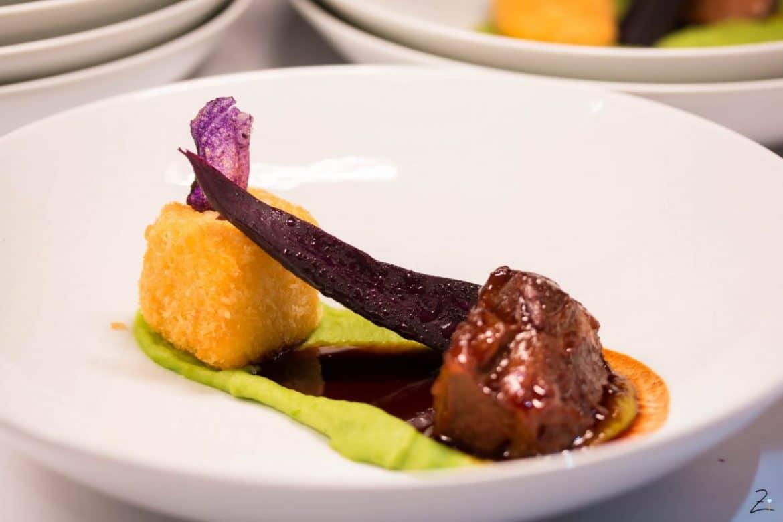 Michelin Star Gastronomie auf der Plaza Culinaria