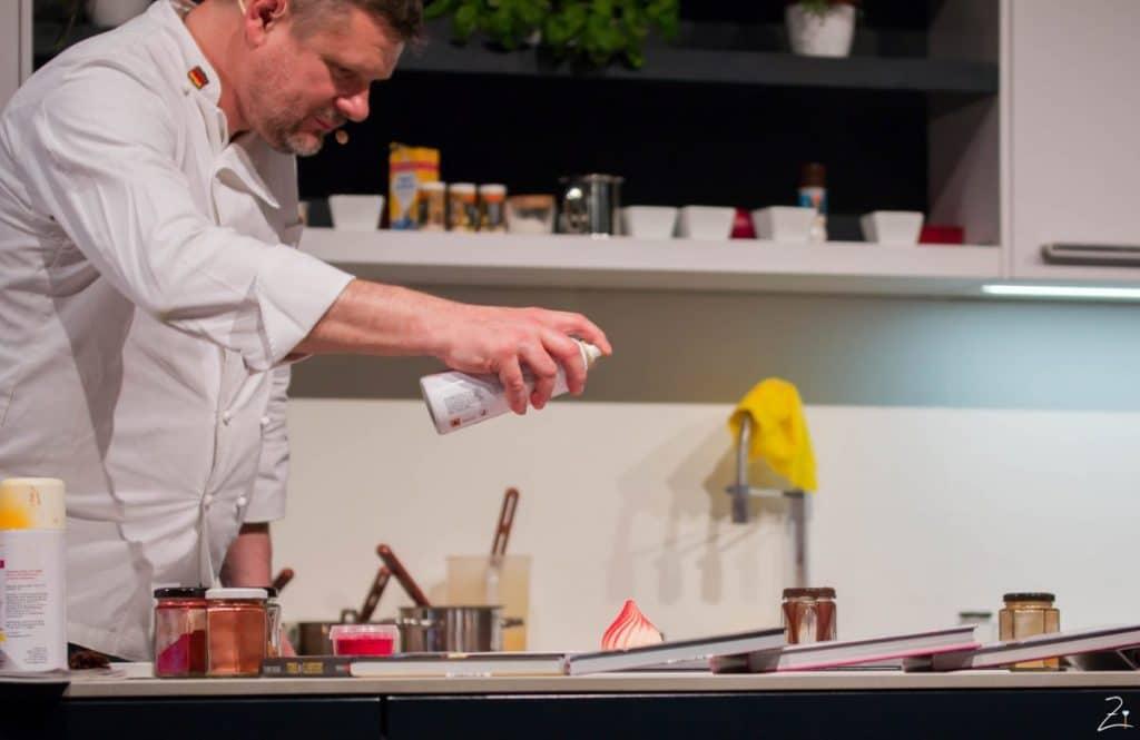 Plaza Culinaria: Mirror Glaze von Bernd Siefert