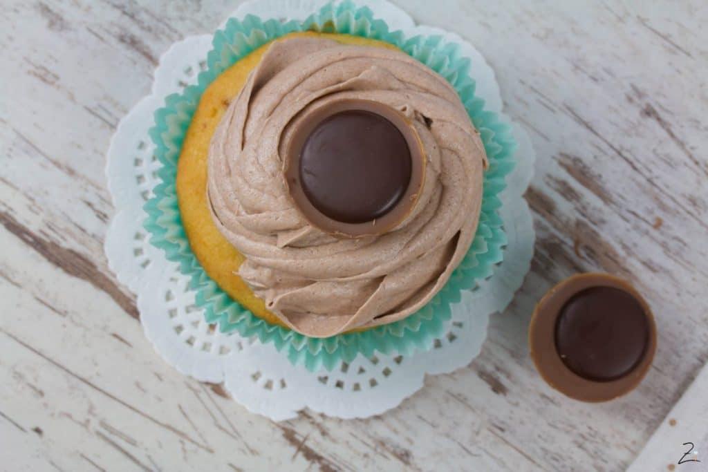Toffifee Cupcakes