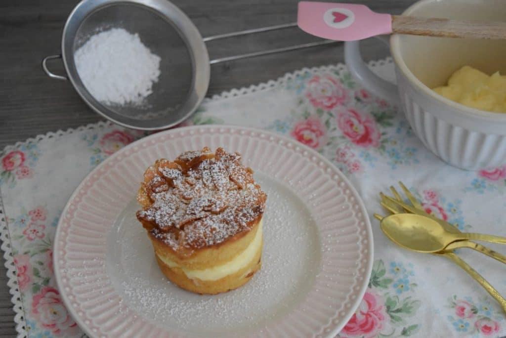 Bienenstich Muffins