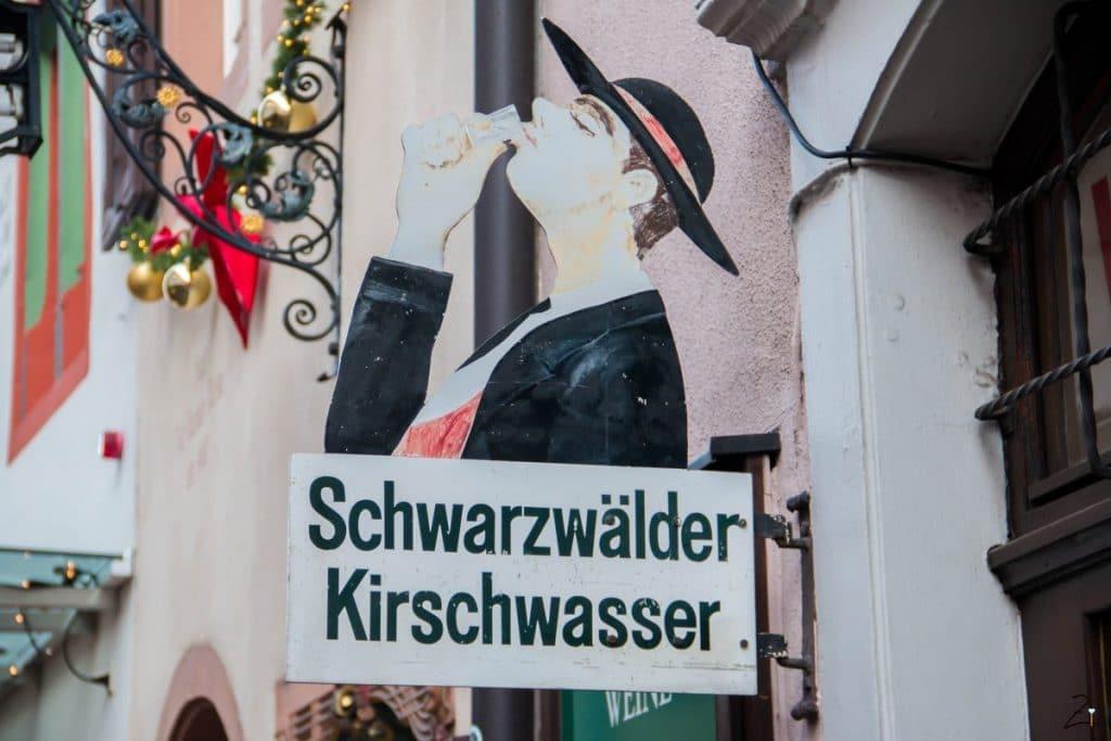 Mein Freiburg: Schwarzwälder Kirschwasser