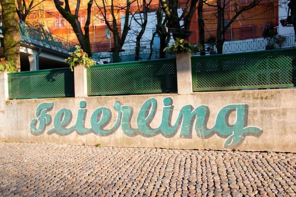 Mein Freiburg: Feierling