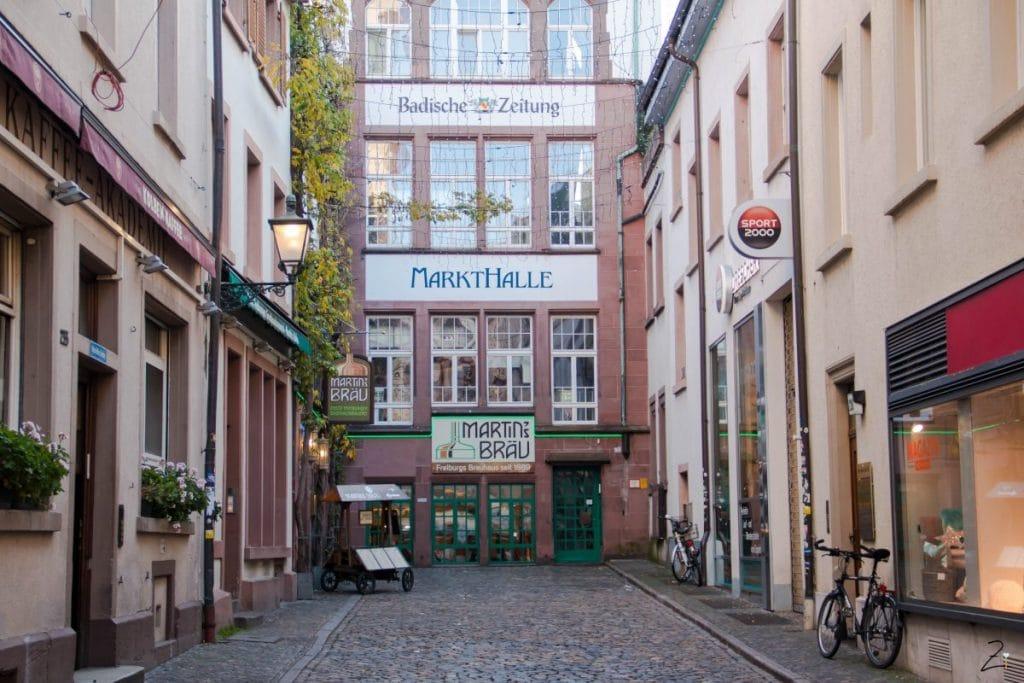 Mein Freiburg: Markthalle