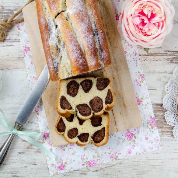 Rezept Leoparden Brot