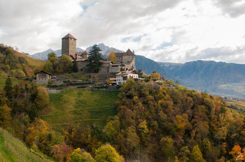 Schloss Tirol in Meran, Südtirol