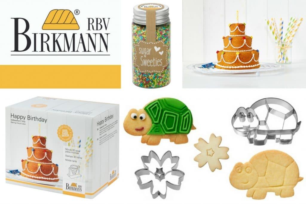 Birkmann - 1. Bloggeburtstag - 1 Jahr Zimtblume Verlosung