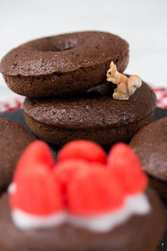 rezept f r bollenhut donuts mit schokolade und kirschwasser. Black Bedroom Furniture Sets. Home Design Ideas
