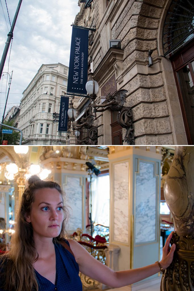 10 Must Dos in Budapest_Café New York
