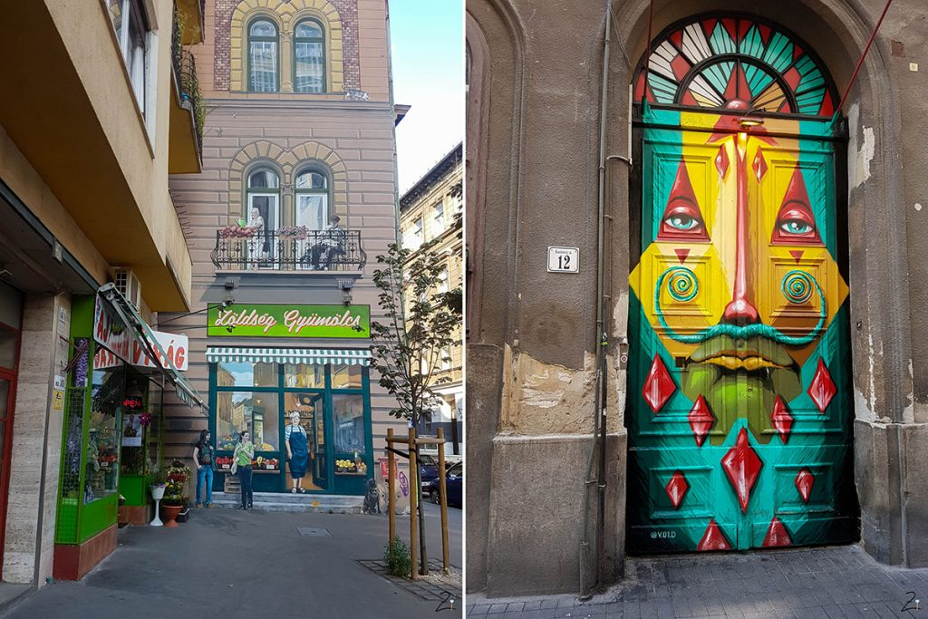 10 Must Dos in Budapest_Urban Art