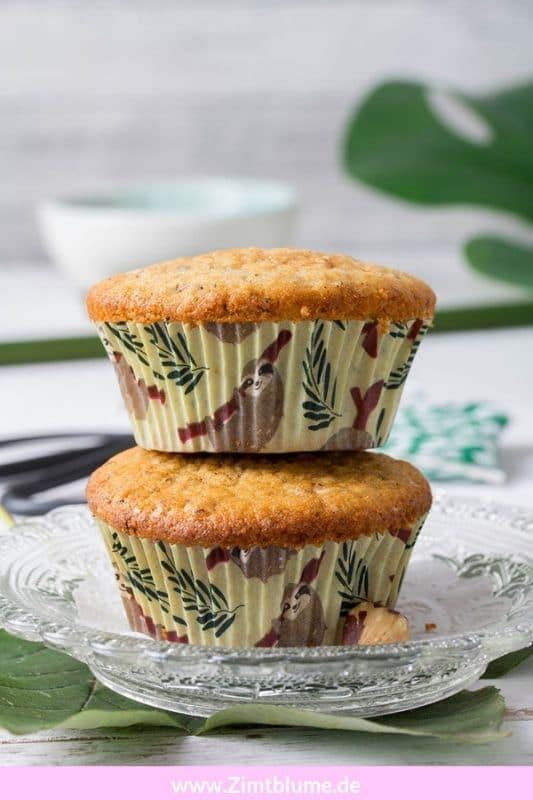 Ganz viel Appetit auf Muffins, aber gar keine Lust auf ein aufwendiges Rezept? Kein Problem! Meine Faultier Muffins aus lockerem Nussteig gehen ganz schnell! Druckt euch auf Zimtblume.de das einfache Rezept aus und legt gleich los!