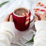 Candy Cane Cookies Zuckerstangen Plätzchen