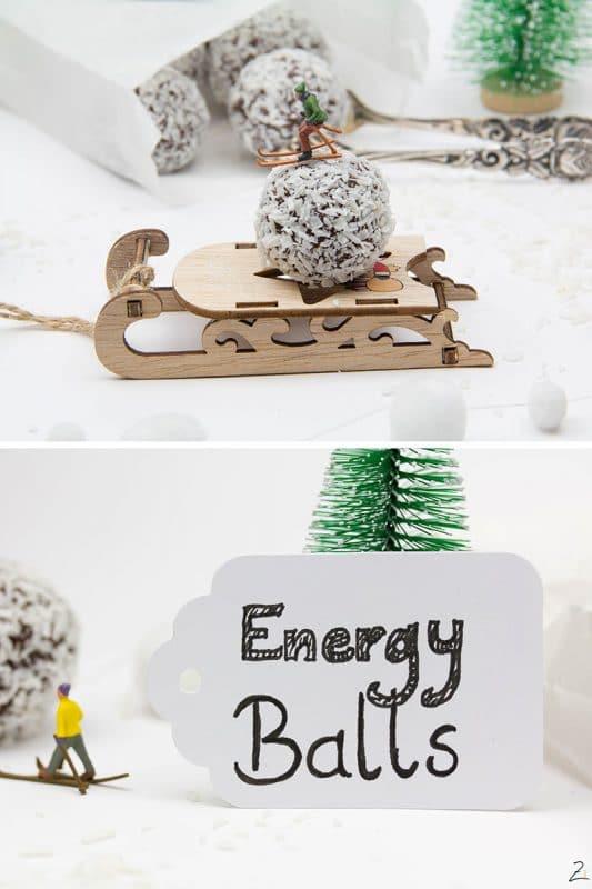 Energy Snow Balls Copyright Zimtblume.de