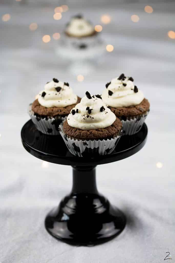 Rezept für Oreo Cupcakes © Zimtblume
