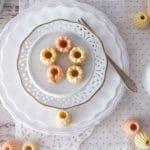 Rezept für Mini Zitronen Gugel