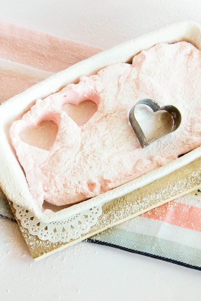 Rezept für selbst gemachte Marshmallows