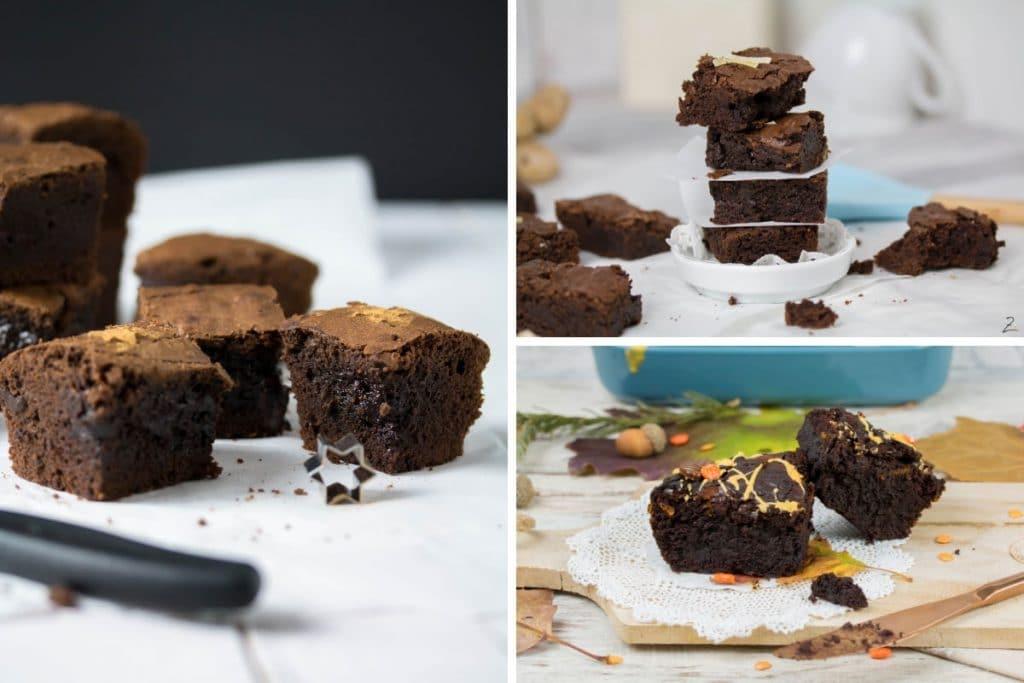 5 einfache Brownies Rezepte