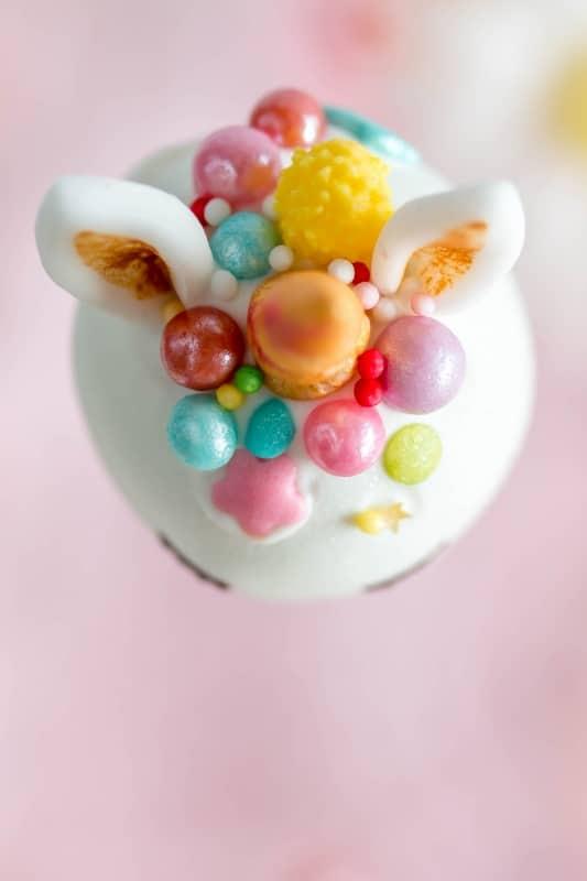 Einhorn Cake Pops selber machen