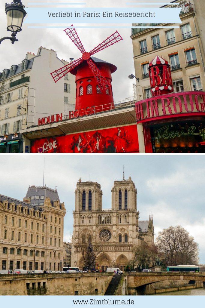 Verliebt in Paris - Ein Reisebericht