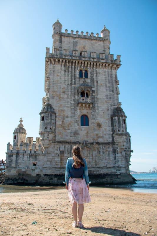 Lissabon Sehenswürdigkeiten: Torre de Belem