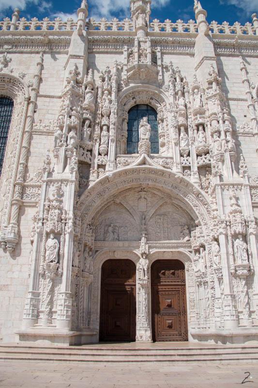Südportal Mosteiro dos Jeronimos