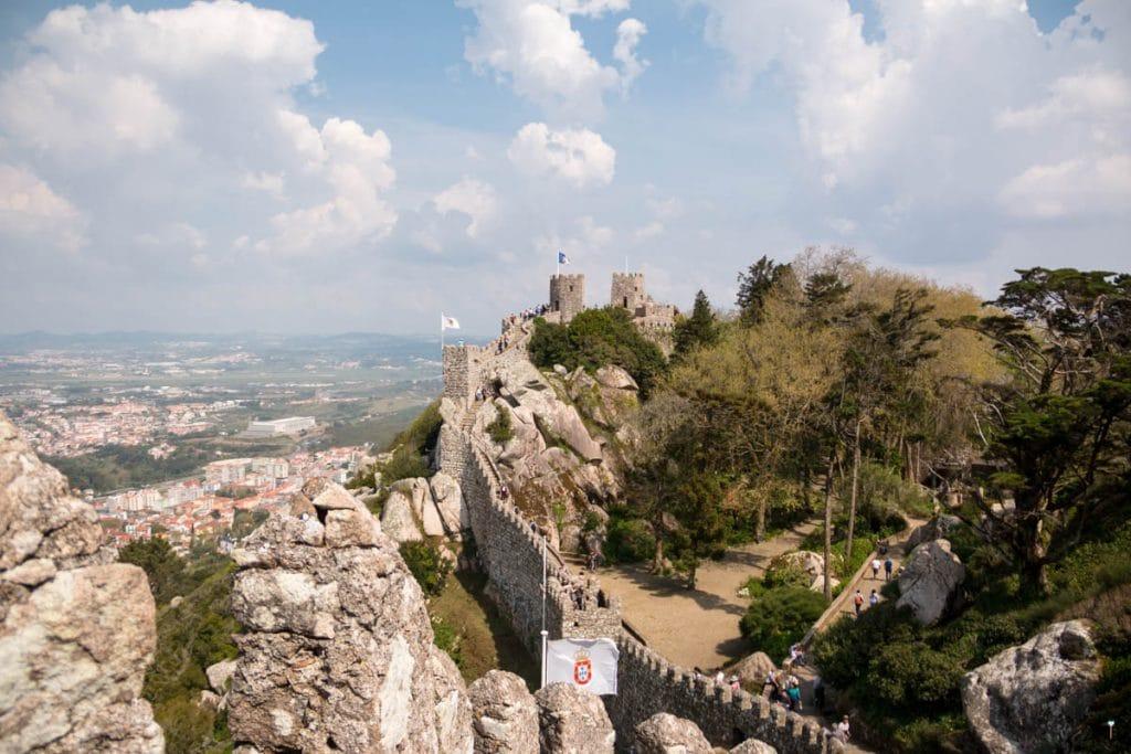 Von Lissabon nach Sintra: Ein märchenhafter Tagesausflug