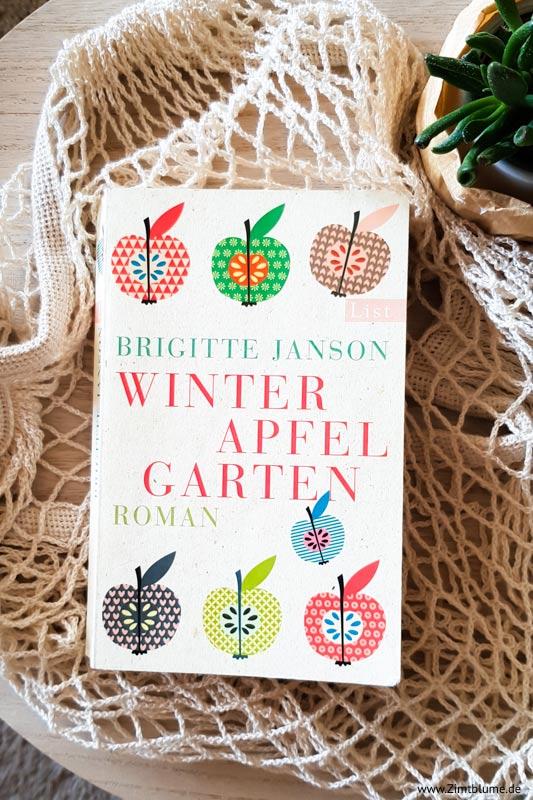 Buch Winter Apfel Garten
