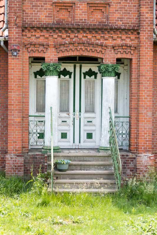 Eingangsbereich typisches Haus im Alten Land
