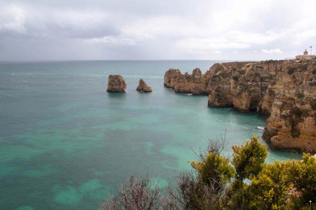 Landschaft Sagres Portugal
