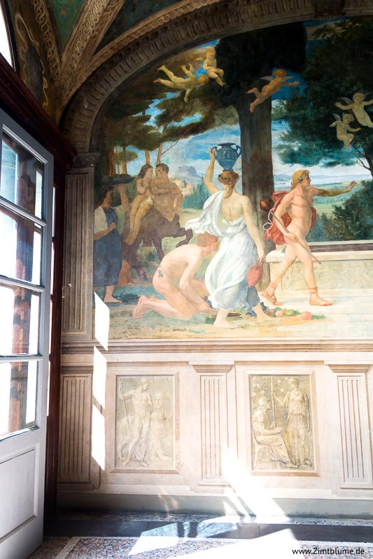 Fresko Villa Carlotta