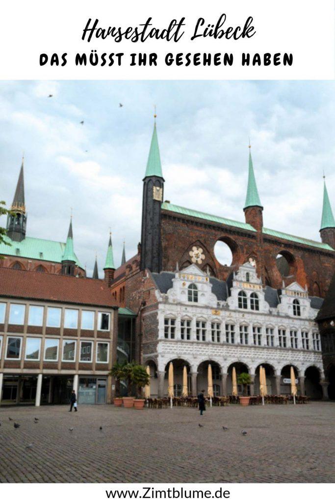 Sehenswürdigkeiten in Lübeck