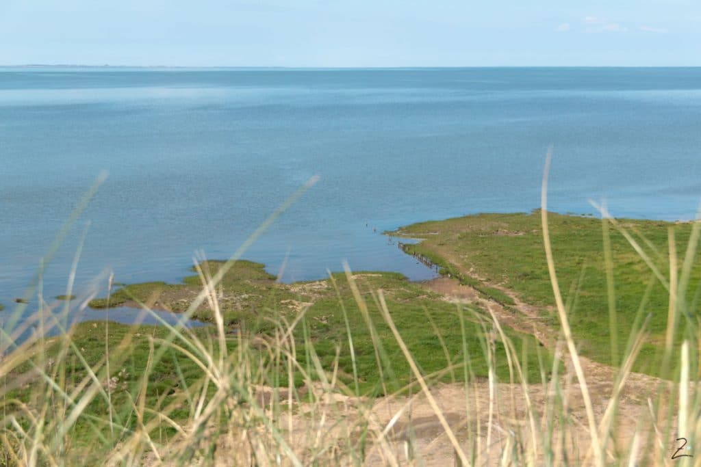 Blick vom Morsum Kliff