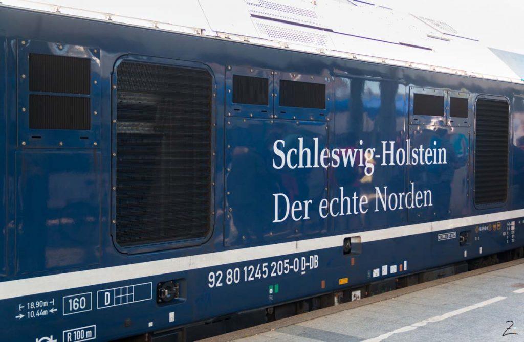 Schleswig-Holstein Bahn
