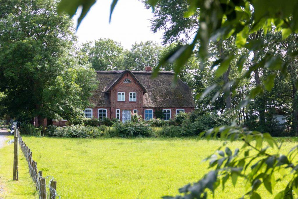 Friesenhof nahe Sankt Peter Ording
