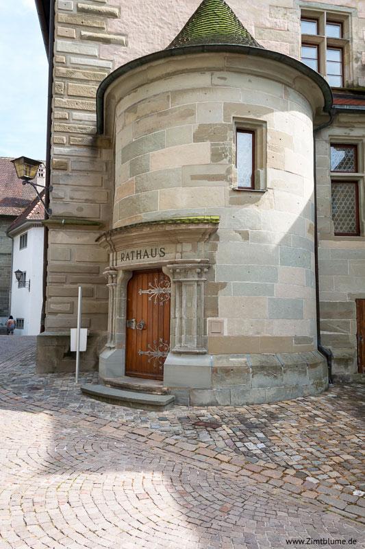 Architektur Rathaus Überlingen