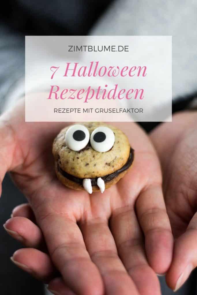 Halloween Rezeptideen
