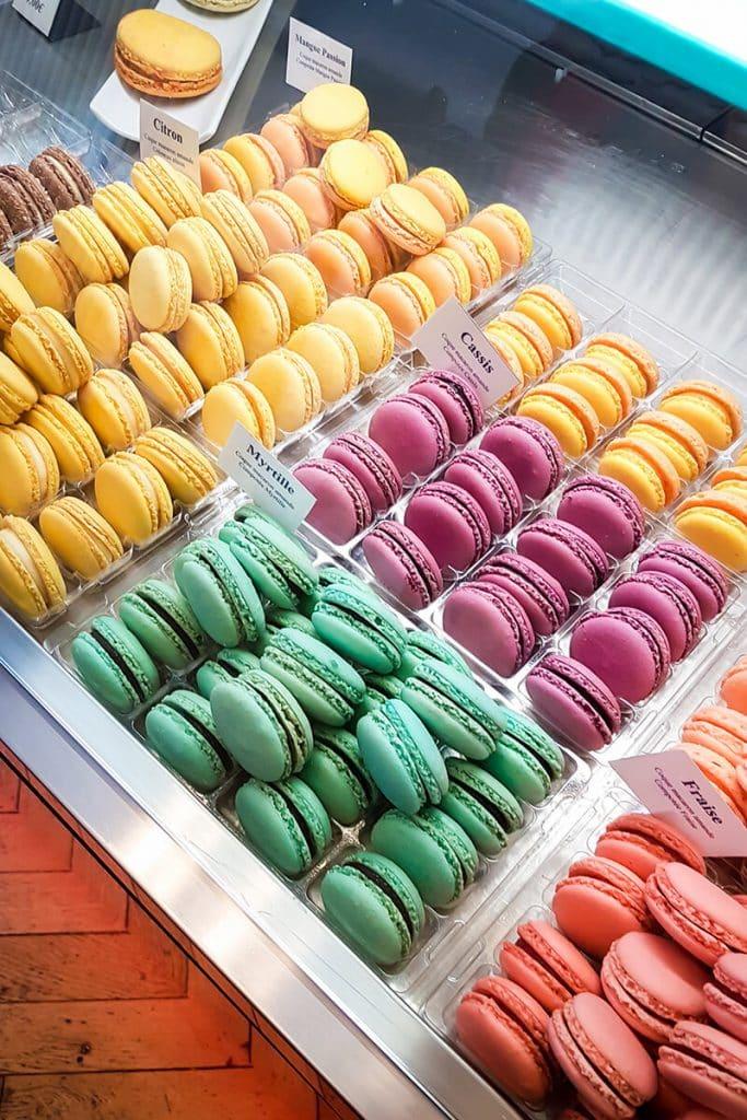 Bunte Macarons Heidelberg