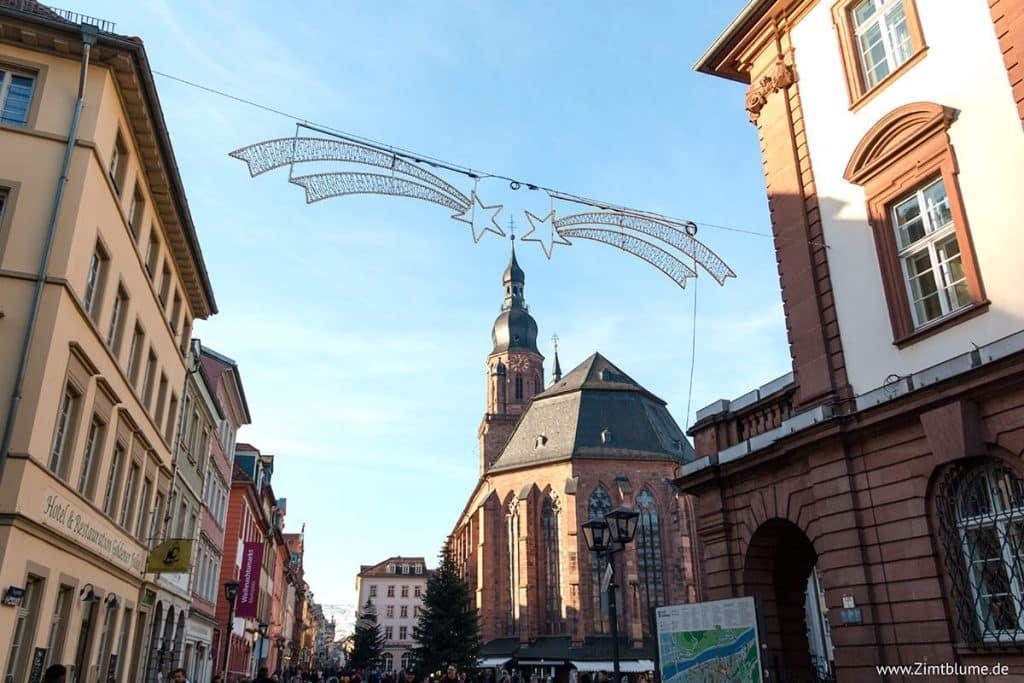 Weihnachten in Heidelberg